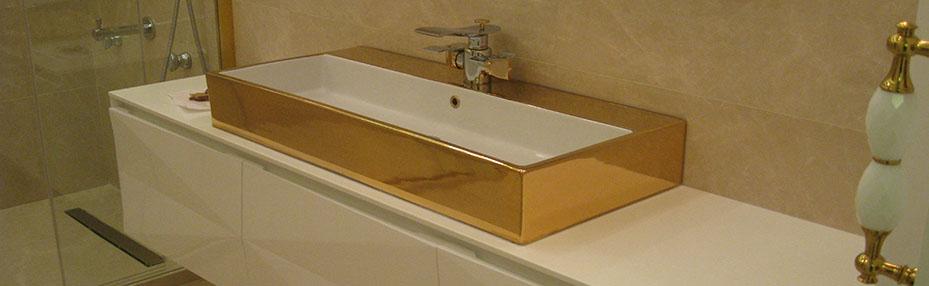 Banyo tasarımlarımız...